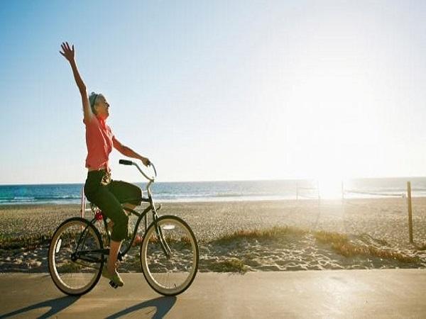 Lợi ích của đạp xe mỗi ngày thần kỳ đến mức nào?