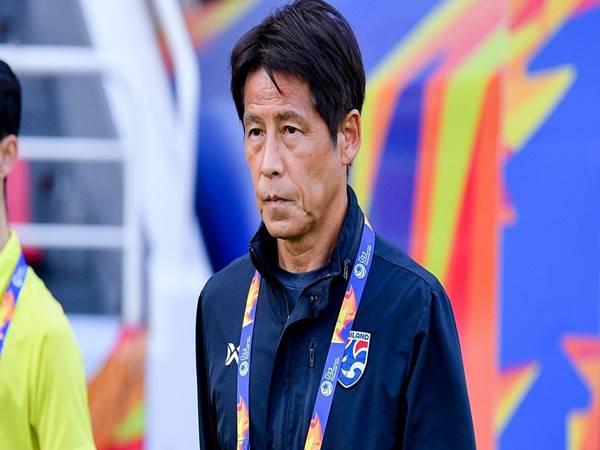Bóng đá Việt Nam 30/7: Thái Lan chính thức sa thải HLV Akira Nishino