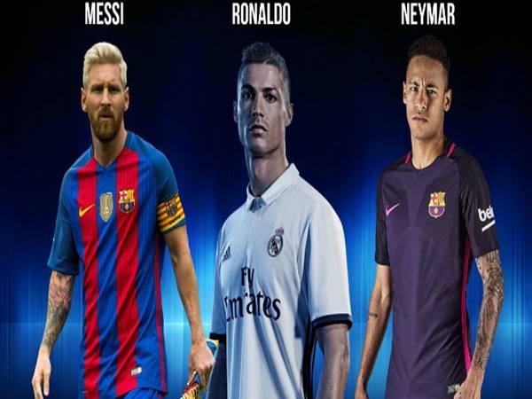 Cầu thủ lương cao nhất thế giới là ai?
