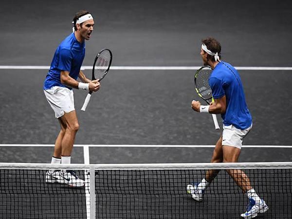 Luật đánh tennis đánh đôi