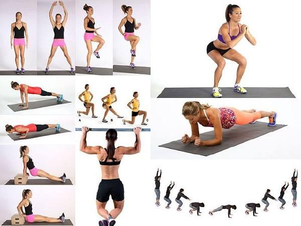 Các bài tập cardio giảm mỡ bụng và toàn thân hiệu quả