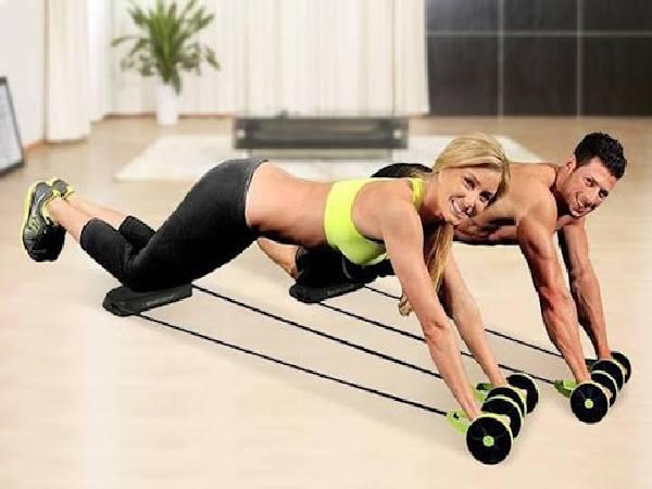 Dụng cụ tập gym tại nhà cho nữ giúp đùi nhỏ, mông to