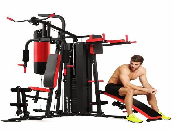 Máy tập thể dục đa năng tại nhà, giảm mỡ tăng cơ, tăng sức khỏe